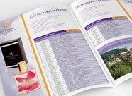Parfumerie de grasse for Catalogue plantes par correspondance